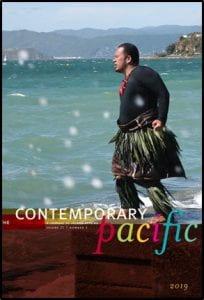 Contemporary Pacific cover