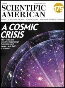 Scientific American cover