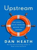 Upstream book cover.