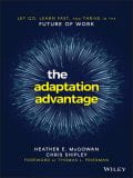 The Adaptation Advantage book cover.