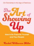 The Art of Showing Up book cover.