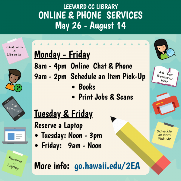 Summer Library Services